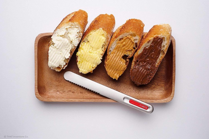Heat-Conducting Butter Knife. 50 Best Kitchen Utensils, Tools & Gadgets to Spend Less Time in the Kitchen