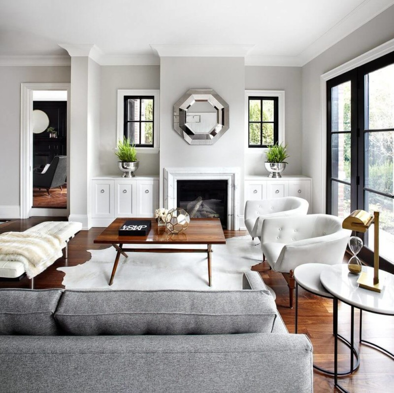 15 Ways To Add Extra Seating In Your Living Room