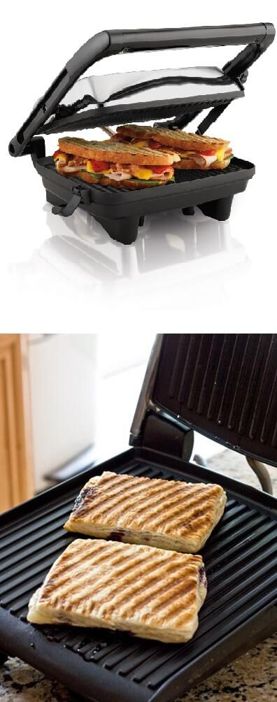 Panini Press. 50 Best Kitchen Utensils, Tools & Gadgets to Spend Less Time in the Kitchen