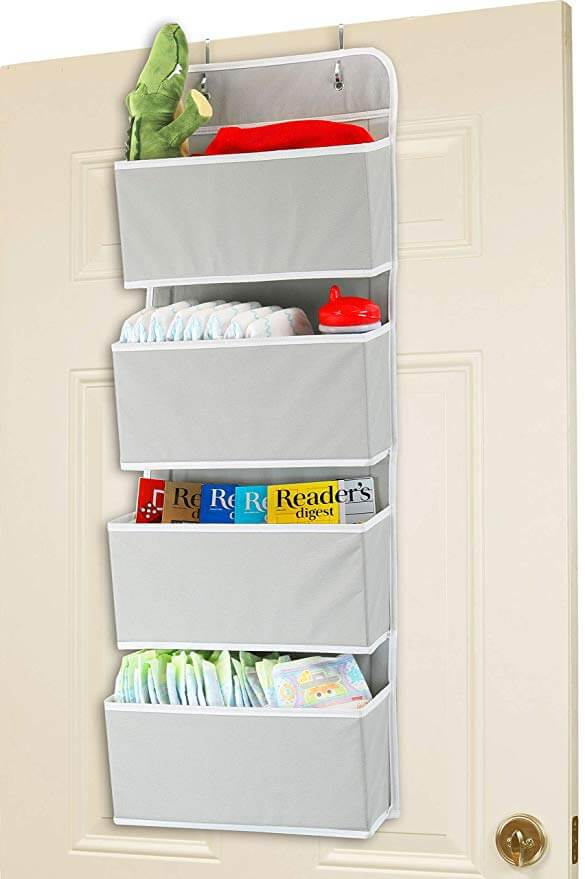 Over the door organizer Wardrobe Organizers