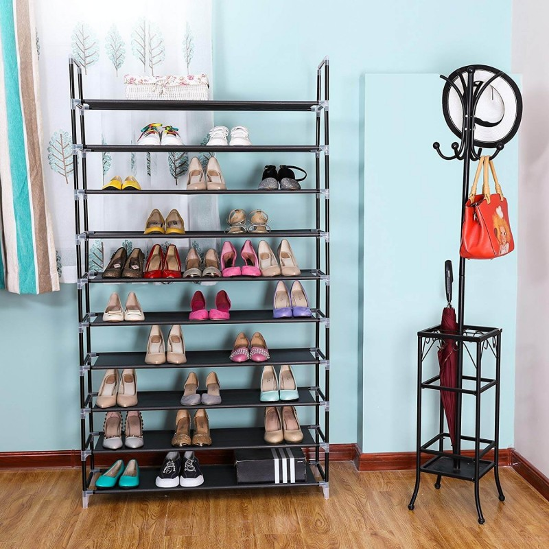 Shoe tower organizer Wardrobe Organizers