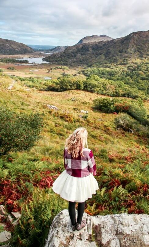 Ireland Safest travel destinations for solo women travelers