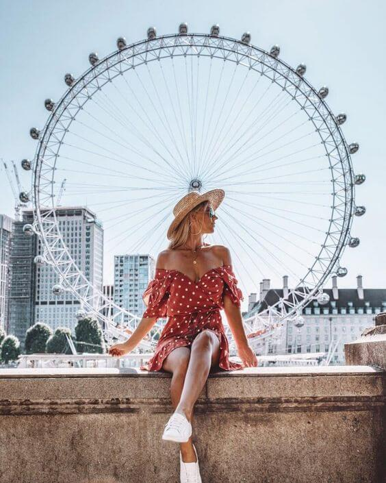 London Safest travel destinations for solo women travellers