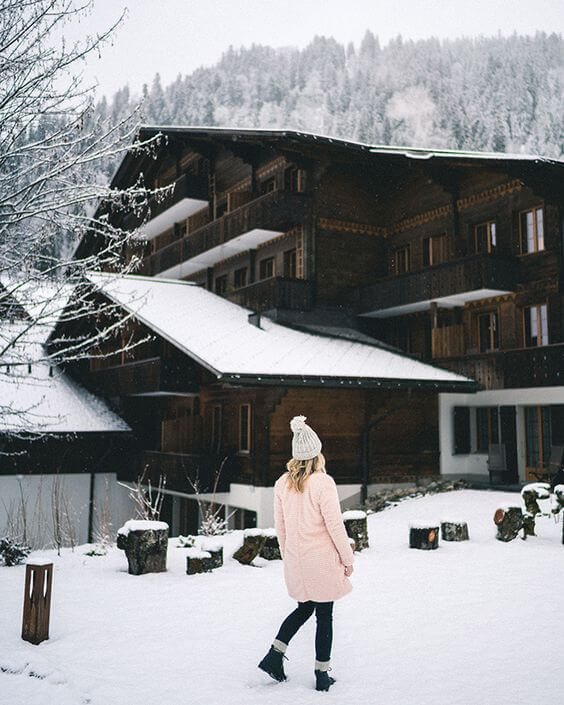 Switzerland Safest travel destinations for solo women travelers