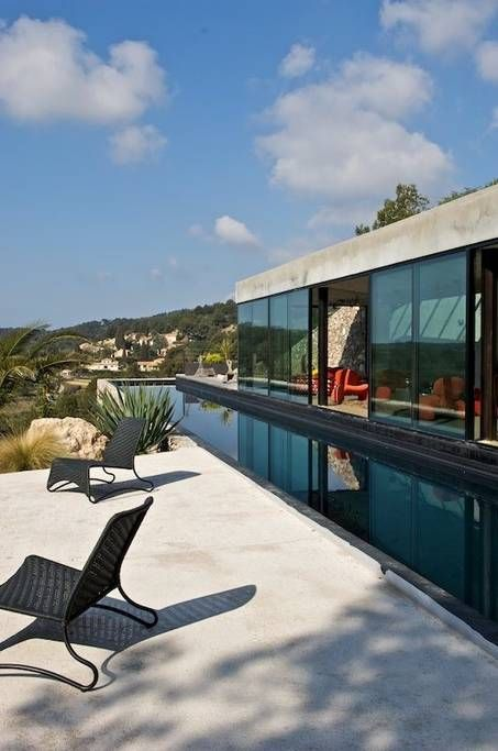 Villa On The Rocks, Bandol, France