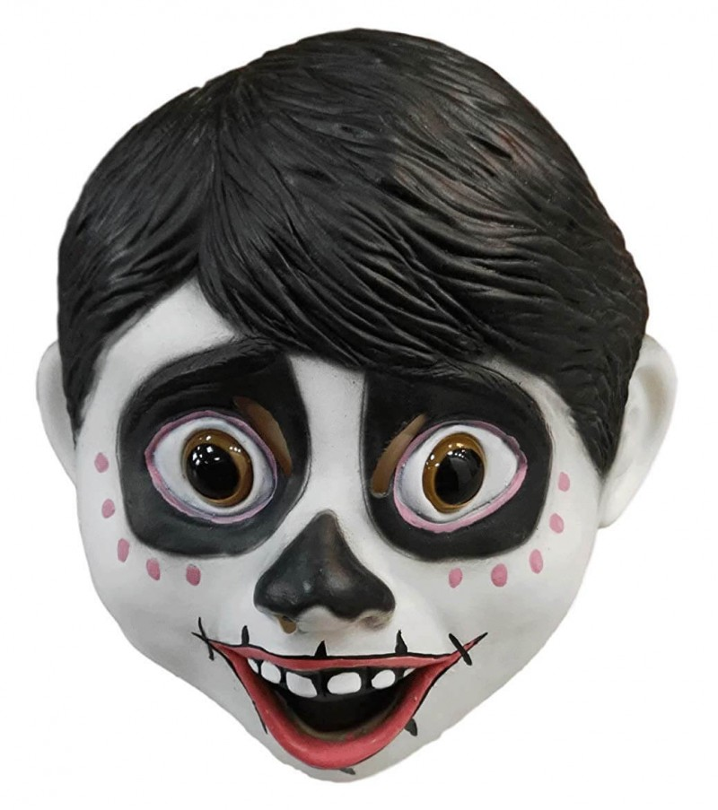 Coco Miguel & Hector Full Face Latex Mask