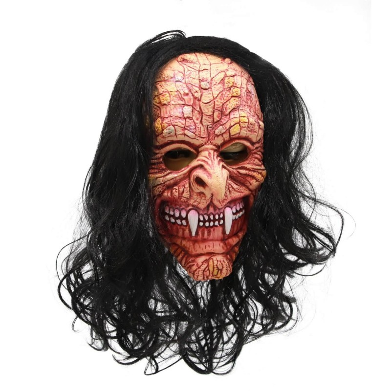 Gruesome Ghost Ghoul Mask