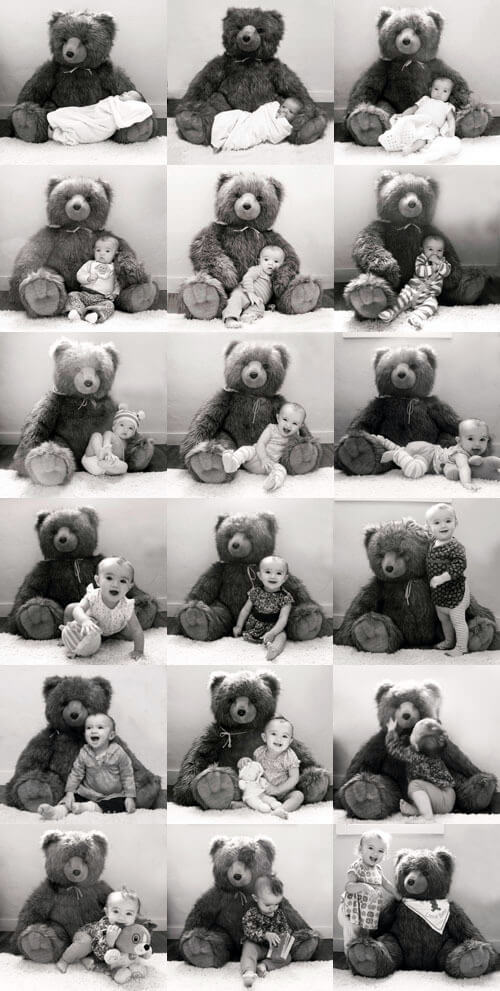 Teddy and Me!